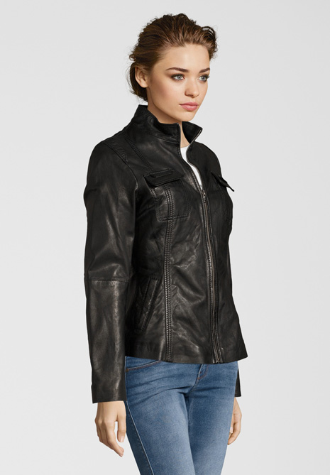 Kriss Damen Lederjacke Kollektion 2019